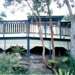 Decorative Timber Rail & Screening