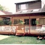 Timber Rail, Deck & Pergola
