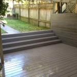 Timbertech steps & decking